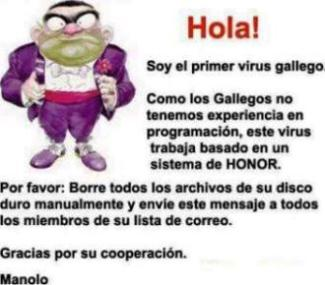 Nuevo Virus.. Cuidado....